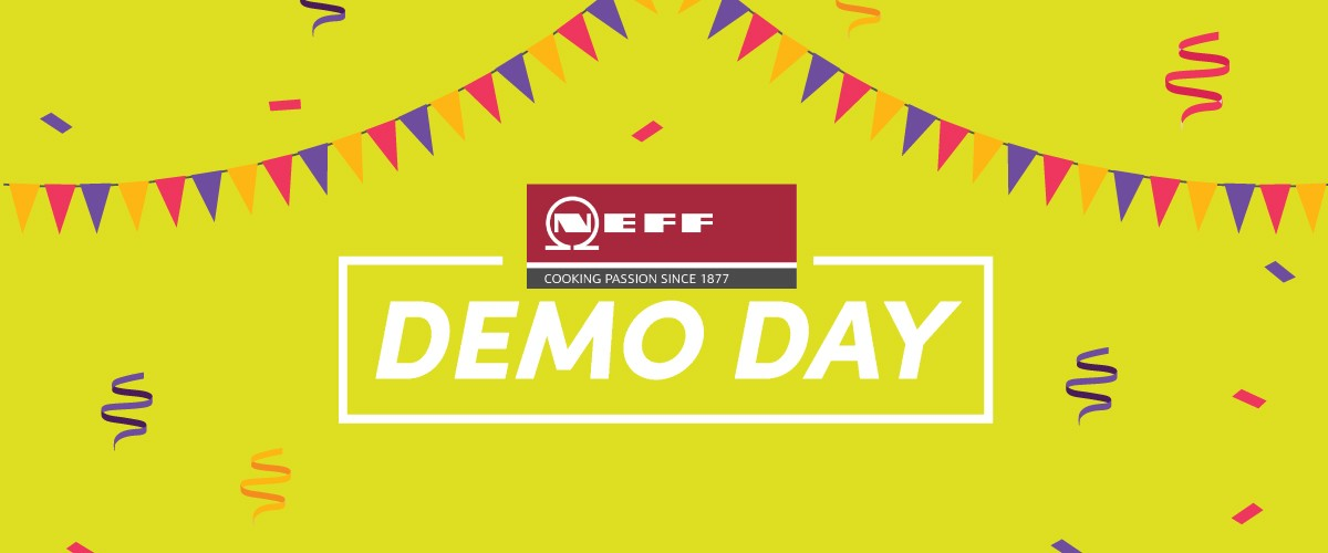 NEFF Demonstration Day
