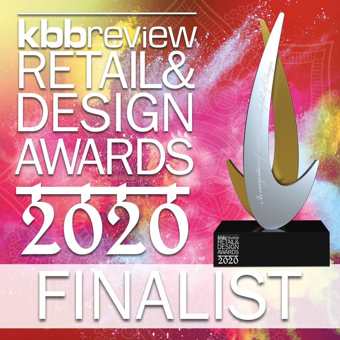We're KBBA Finalists!
